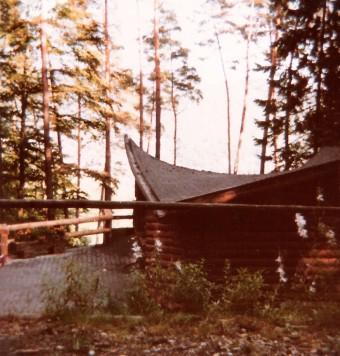 Brandschaden an der Concordia Hütte