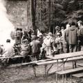 Ein Familienausflug zum Waldfest