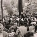 Blasmusik und Gute Unterhaltung im Wald