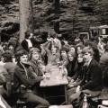 Die Jugend kommt auch zum Waldfest