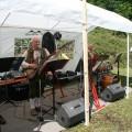 Für Musik und Stimmung ist gesorgt beim Waldfest 2012